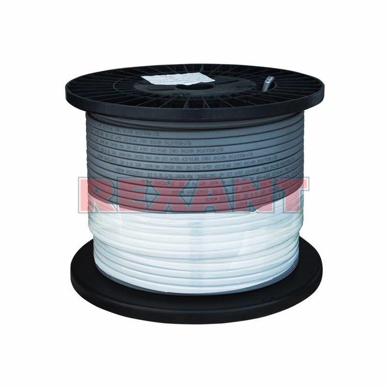 Саморегуляриющийся нагревающий кабель Rexant SRL16-2 51-0624