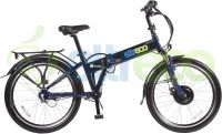 Велогибрид Eltreco Patrol Кардан 24