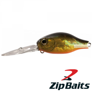Воблер ZipBaits B-Switcher Midget MDR 43 мм / 7 гр / Заглубление: 2 - 2,3 м/ цвет: 050R