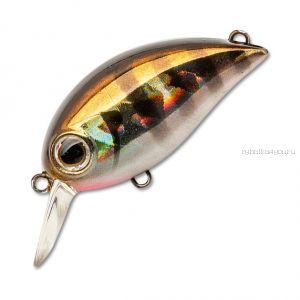 Воблер ZipBaits Hickory SR 34 мм / 3,2 гр / Заглубление: 0,6 - 1 м / цвет: 509R