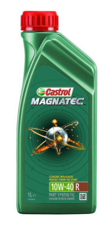 Масло моторное Castrol Magnatec 10W40 R 1л