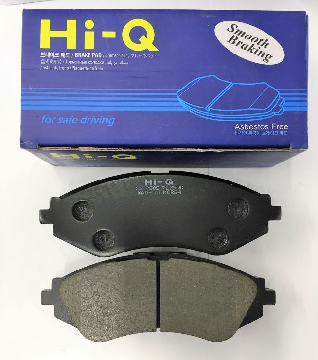 Колодки тормозные Lacetti передние Hi-Q SP1077