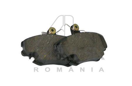 Колодки тормозные передние Renault Logan Asam 30094