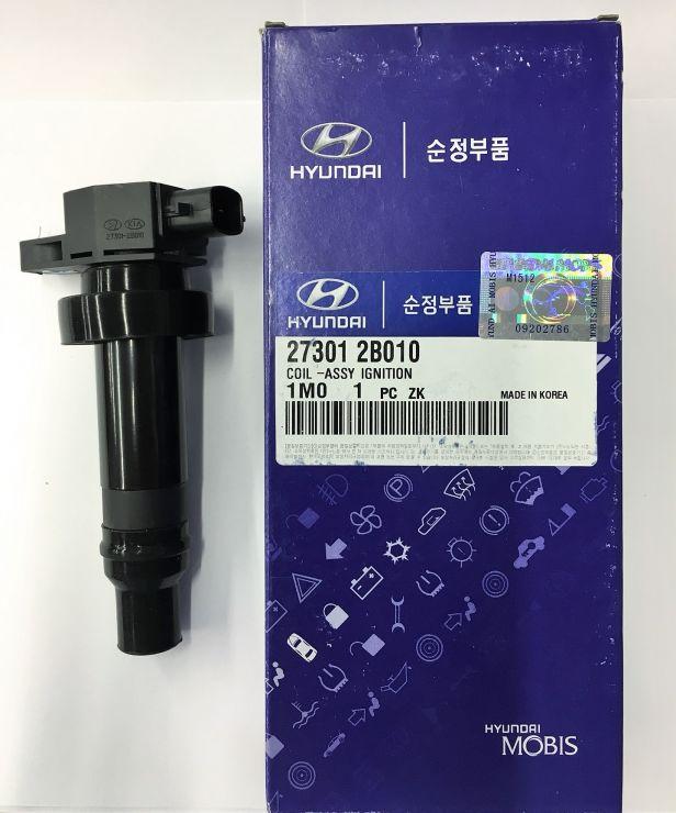 Катушка зажигания Hyundai/Kia