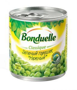 Горошек Bonduelle , 212 гр