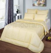 Одеяло Евро 200*215 тик/овечья шерсть Арт Постель