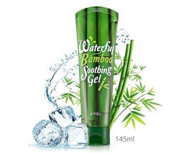 Гель для тела увлажняющий с экстрактом бамбука A'PIEU Waterful Soothing Gel 145мл