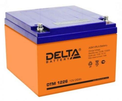 Аккумуляторная батарея DTM 1226