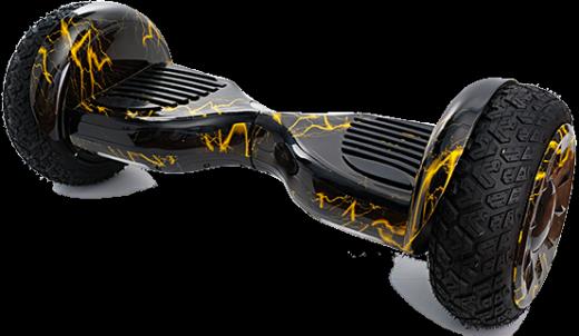 Гироскутер Smart Balance 12 Самобаланс APP Молния Желтая