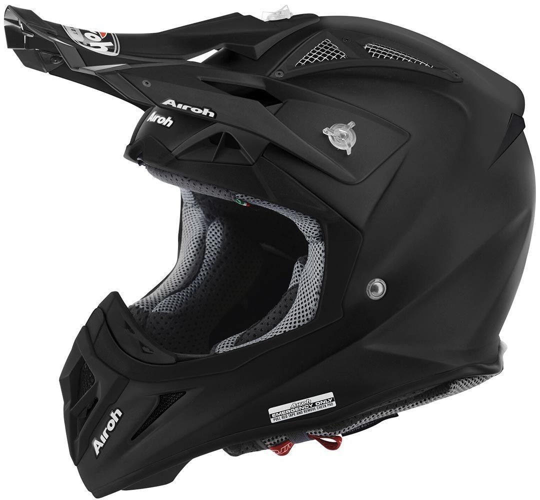 Airoh - Aviator 2.2 Black Matt шлем, черный матовый