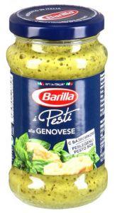 Соус Barilla Pesto Genovese с базиликом, 190г