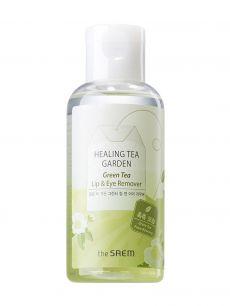 """""""СМ"""" Healing Tea Garden Green Tea Lip & Eye Remover Средство для снятия макияжа с глаз и губ 150мл"""