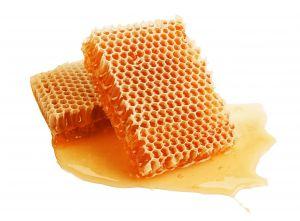 Мед с сотами 1 кг