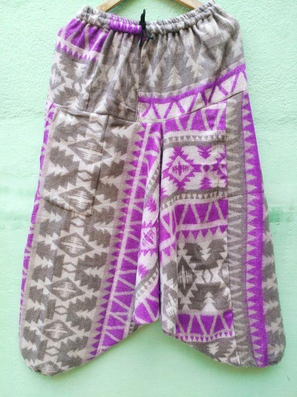 Тёплые штаны афгани (отправка из Индии)