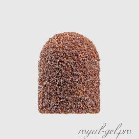 Колпачок песочный шлифовальный 13 мм (Супер грубая 60 грид)