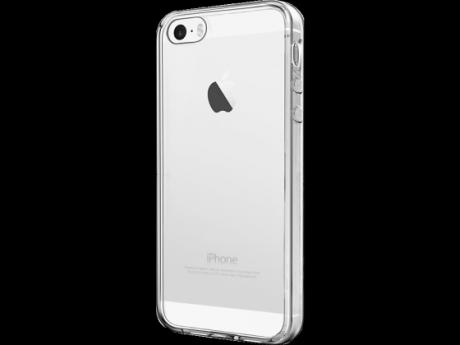 Силиконовый чехол крышка iPhone 5/5S/SE