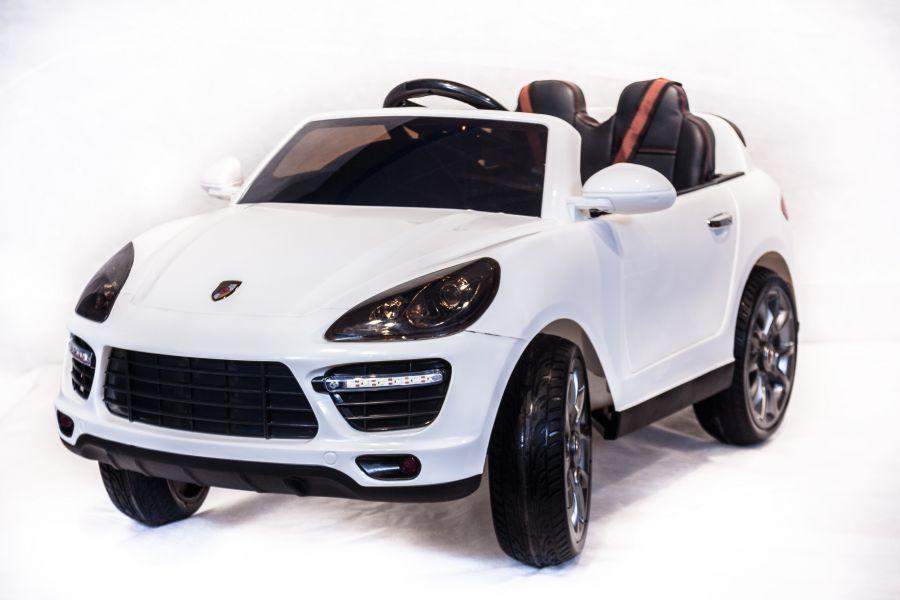 Детский электромобиль Porsche Cayenne