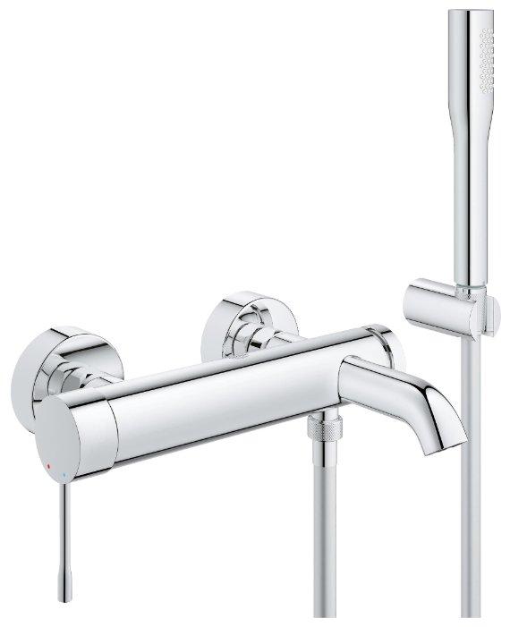 Смеситель для ванны с душем Grohe Essence+ 33628001