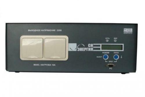 Стабилизатор СН-LCD Энергия 4,5 кВт