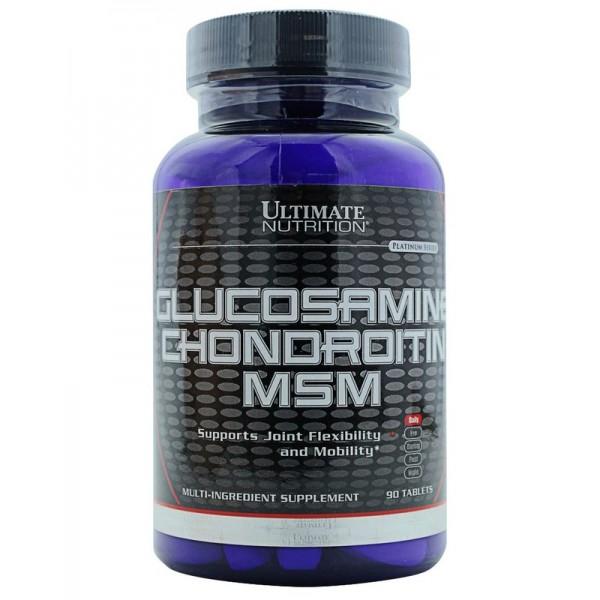 Glucosamine Chondroitin MSM (90 таб.)