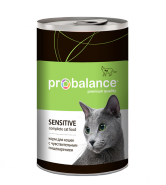 Probalance Sensitive консервы для кошек ( 415г )