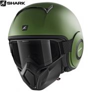 Шлем Shark Street Drak, Зелёный матовый