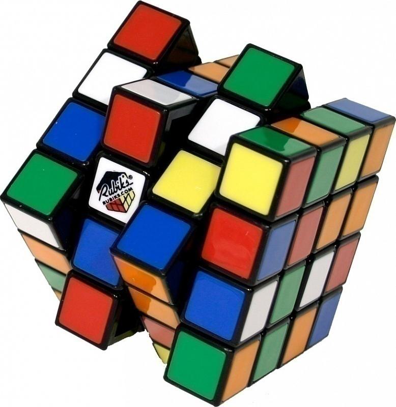 Кубик Рубика 4х4 (Pyramid Pack)
