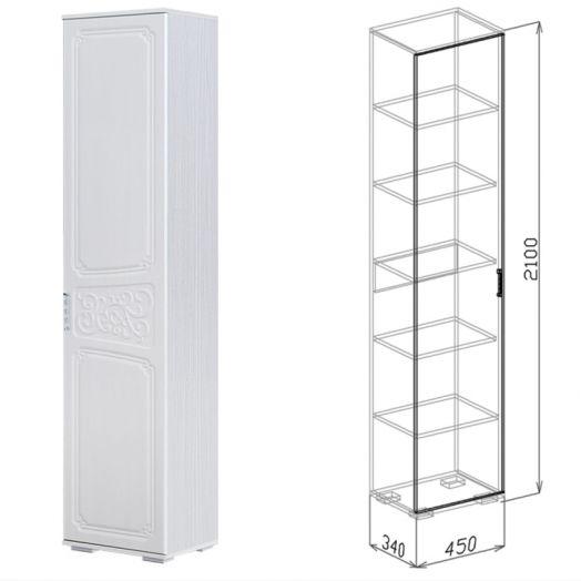 Нежность шкаф №4