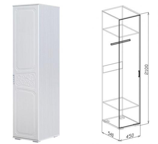 Нежность шкаф №3