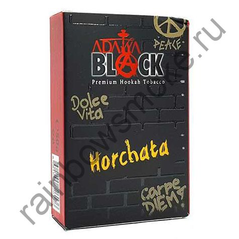 Adalya Black 50 гр - Horchata (Орчата)