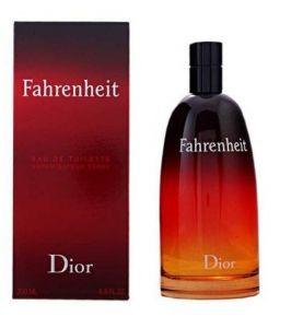 Christian Dior Fahrenheit туалетная вода спрей