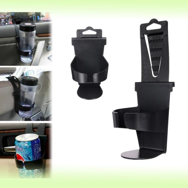 Универсальный держатель стаканов и бутылок (подстаканник) в авто
