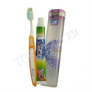 """Clio"" Portable Sense R + Expert Toothpaste Зубная паста"