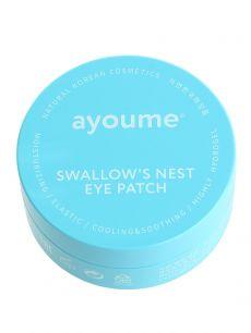 """""""АЮМ"""" SWALLOW'S NEST EYE PATCH Патчи для глаз подтягивающие с экстрактом ласточкиного гнезда  1"""