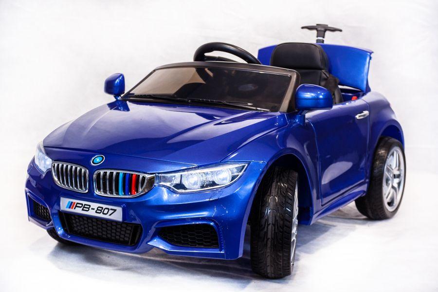Детский электромобиль BMW 3