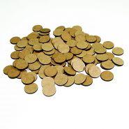 Комплект круглых жетонов 25 мм