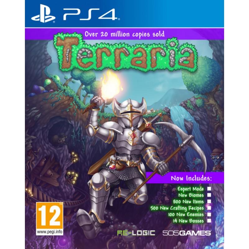 Игра Terraria (PS4)