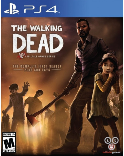 Игра The Walking Dead: The Complete First Season (PS4)