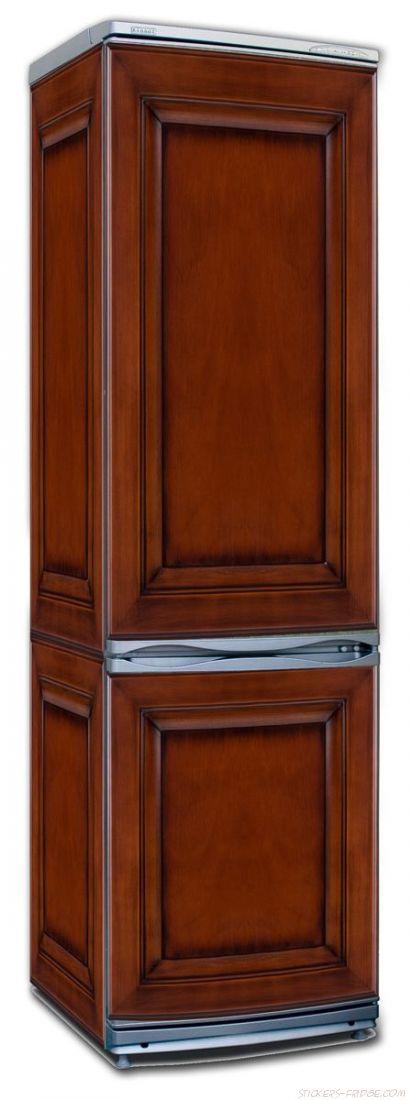 Наклейка  на холодильник - Кабинет