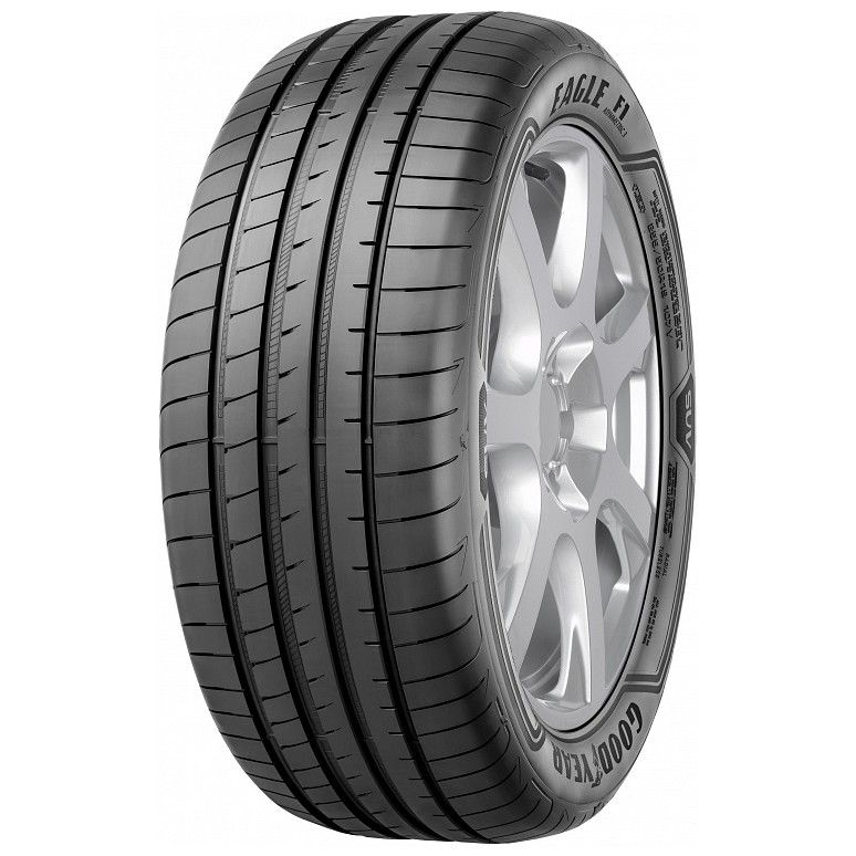 Goodyear 225/55/17  Y 97 EAG. F-1 ASYMMETRIC 3  Run On Flat (MO)