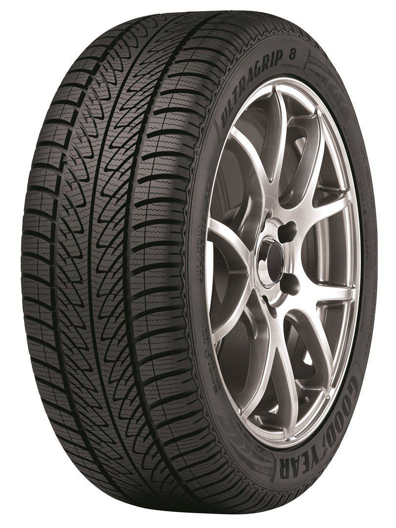 Goodyear 245/45/19  V 102 UG 8 PERFORMANCE MS FP  XL Run On Flat