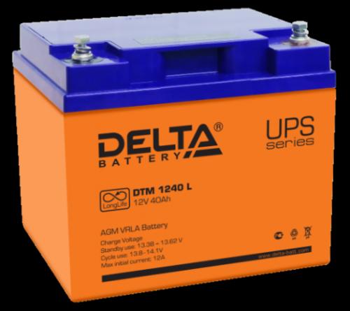 Аккумуляторная батарея DTM 1240 L