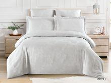 Комплект постельного белья Тенсель-жаккард  евро  Арт.31/001-TJ