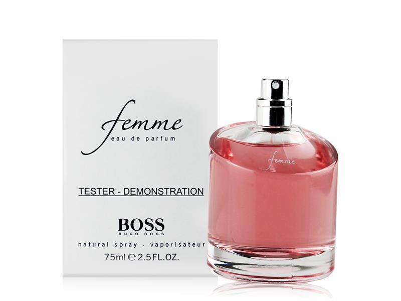 Tester Hugo Boss Femme eau de parfum 75ml