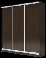 Шкаф-купе 3х дверный (профиль Аристо)