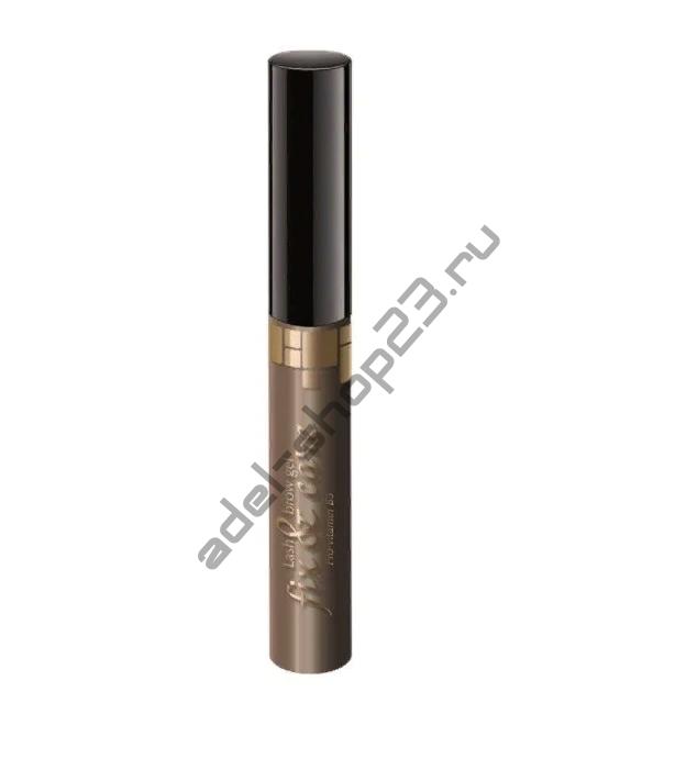 ART-VISAGE - коричневый Гель для бровей и ресниц оттеночный