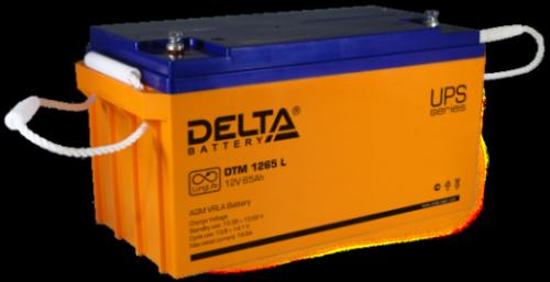 Аккумуляторная батарея DTM 1265 L