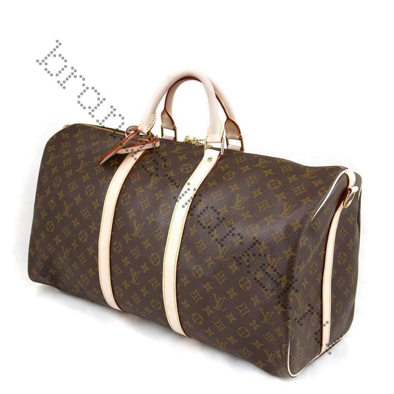 "Сумка Louis Vuitton ""Keepall"" Monogram"