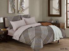 Комплект постельного белья Сатин SL  евро  Арт.31/323-SL