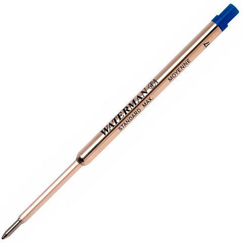 Waterman Стержень для шариковой ручки, F, синий